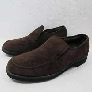 Hush Puppies Suede Leather Casual Loafers Shoes